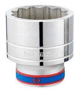 Soquete Estriado 41mm C/encaixe De 3/4 King Tony 633041m