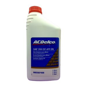 Oleo Motor Acdelco  5w30 API SN Semissintetico 1 LITRO
