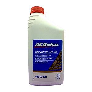 Oleo Motor Acdelco  5w30 API SN Sintetico  1 LITRO
