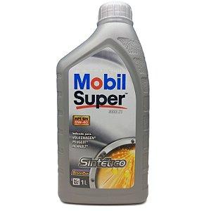 OLEO MOBIL SUPER SAE 5W40 API SN SINTETICO BMW LONGLIFE-01