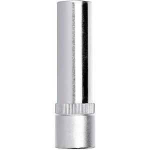 Soquete Estriado Longo Encaixe 1/2 27mm Gedore Red R61102714