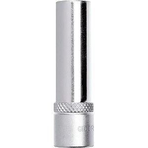 Soquete Sextavado Longo Crv 1/2 15mm Gedore Red R61001514