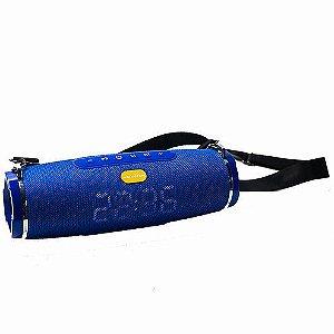 Caixa De Som Bluetooth Radio Relogio YX-176 H'maston Usb Sd