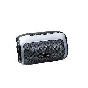 Mini Caixa de Som Portátil Bluetooth com LED YX-03