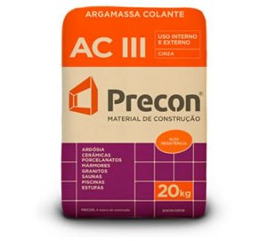 Argamassa AC III Precon