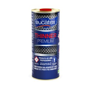 Thinner Premium Eucatex 900ml