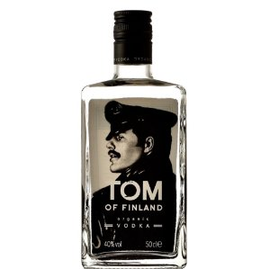 Vodka Ultra Premium Tom of Finland Vodka 500ML