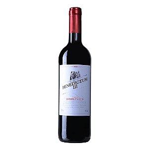 "Vinho Tinto ""Benedictum lll"" Tempranillo"