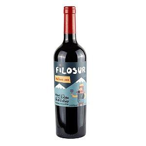 """Vinho Tinto """"Filosur"""" Malbec 2020"""