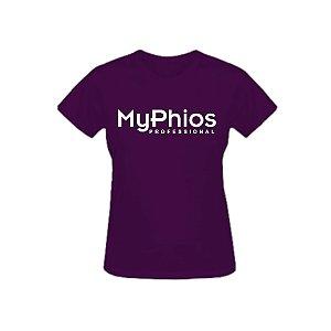 Camiseta Baby look MyPhios Professional