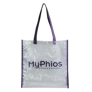 Sacola Transparente  MyPhios Professional