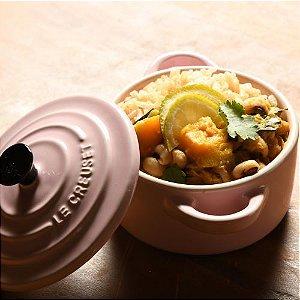 COZIDO AFRICANO - abóbora, amendoim e feijão fradinho