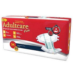 Fralda Adultcare Plus Econômica