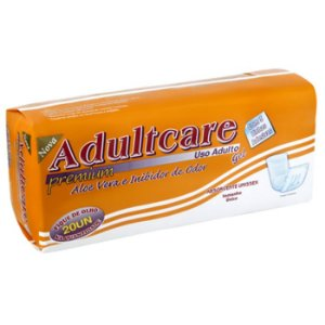 Absorvente Adultcare Premium