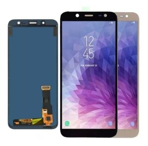 Tela Touch Display Lcd Frontal Galaxy J6 J600 - Preto