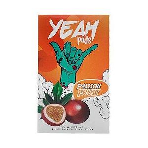 VS - PODs YEAH (cartucho) c/ Líquidos P/ JUUL E YOOP PASSION FRUIT