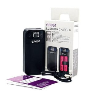 Carregador Lush Box Charger - Efest