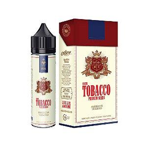 Líquido American Tobacco - Premuim Series - Ossem