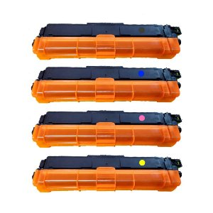 Kit 4 Toners para Brother TN217/213 CMYK 2.3k Compatível
