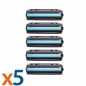 Kit 5 Toners para HP P1102W | M1132 | CE285A Específico Compatível