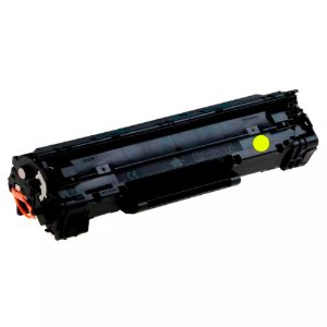 Toner para HP CF402A 201A | M252DW | M277 | Yellow Premium Compatível 1.4k