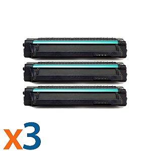Kit 3 Toners para Samsung SCX 4600 | SCX 4623 | SCX 4623F Compatível