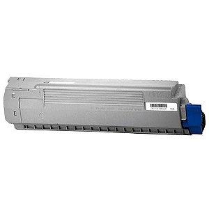 Toner para Okidata 810 | 830 Cyan Compatível