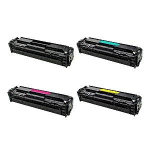 Compatível: Kit 4 Toners para HP | M452DW | M477DW | 10a CMYK