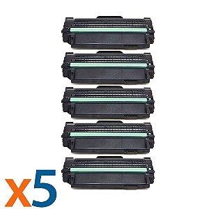 Compatível: Kit 5 Toners para Samsung SCX 4200 | SCX D4200A | SCX 4200A