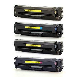 Kit 4 Toners para HP M477FDW | Color Laserjet Pro M452DN | M477FNW | M452NW CMYK Compatível