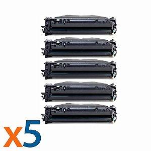 Kit 5 Toners para HP CE505X | CF280X Universal Compatível