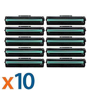 Compatível: Kit 10 Toners para Samsung MLT D111S | M2020 | M2070