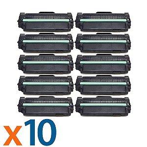 Compatível: Kit 10 Toners para Samsung SCX 4200 | SCX D4200A | SCX 4200A