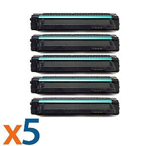 Kit 5 Toners para Samsung CX 4600 | SCX 4623 | SCX 4623F Compatível