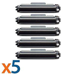 Kit 5 Toners para Brother TN 410   TN 420   TN 450 Universal Compatível