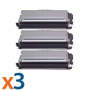 Kit 3 Toners para Brother N 720 | 750 | 780 | 3332 Universal Compatível
