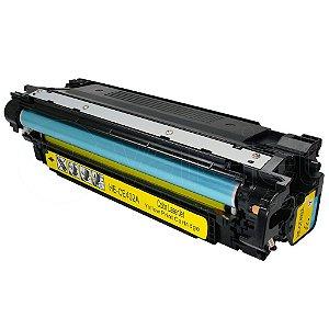 Toner para HP Laserjet M551dn | M551n | CE402A Yellow Compatível