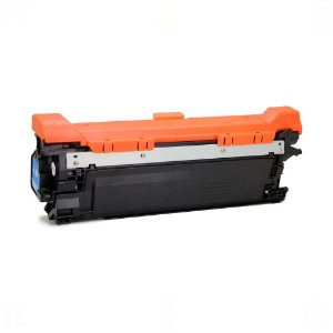 Compatível: Toner para HP Laserjet M551dn | M551n | CE401A Cyan