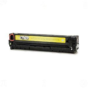 Toner para HP CM1415 | CP1525 | CE322A | 128A Yellow Compativel