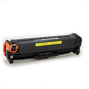 Toner para HP CP2025 | M451 | CC532A Universal Yellow Compatível