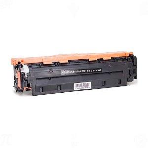 Toner para HP PRO 400 | M451DW | CE411 | 305A Cyan Compatível