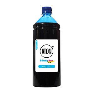 Compatível Tinta Canon Universal High Definition Aton Cyan 1 Litro
