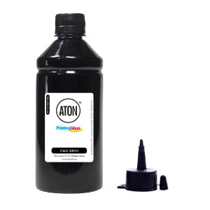 Tinta para HP 970 | Pro X476DW | CN625AM ATON Black Pigmentada 500ml