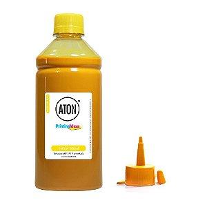 Tinta para HP 971 | Pro X476DW | CN625AM ATON Yellow Pigmentada 500ml