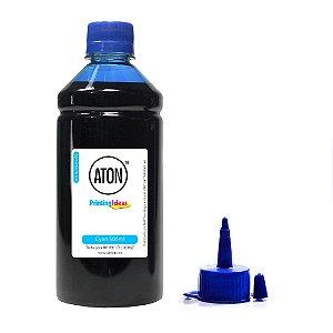 Tinta para HP 980 Pro X585Z | 555DN | ATON Cyan Pigmentada 500ml
