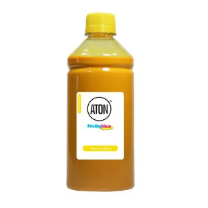 Tinta para Cartucho HP 933XL Yellow 500ml Aton Pigmentada