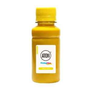 Tinta para Cartucho HP 933XL Yellow 100ml Aton Pigmentada