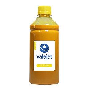 Tinta para Cartucho HP 933XL Yellow 500ml Pigmentada Valejet