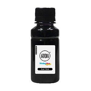 Tinta para HP 8100   8600 Black 100ml Pigmentada Aton