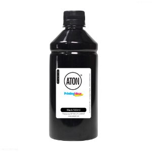 Tinta para HP 980 | Pro X585Z | X585DN Black 500ml Corante Aton